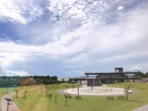 ふなばし三番瀬環境学習館 眺め