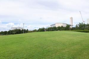 三番瀬海浜公園 芝生公園
