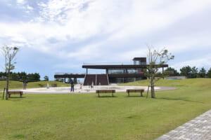 三番瀬海浜公園 展望台