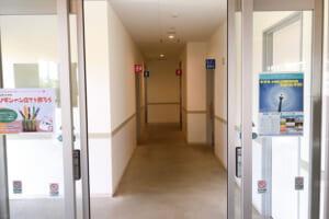 三番瀬海浜公園 展望台のトイレ