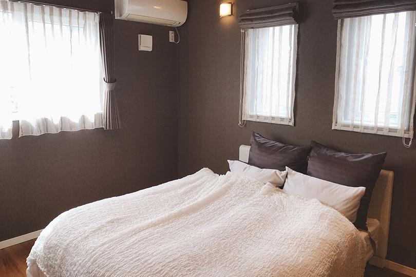 ヤマト住建 寝室