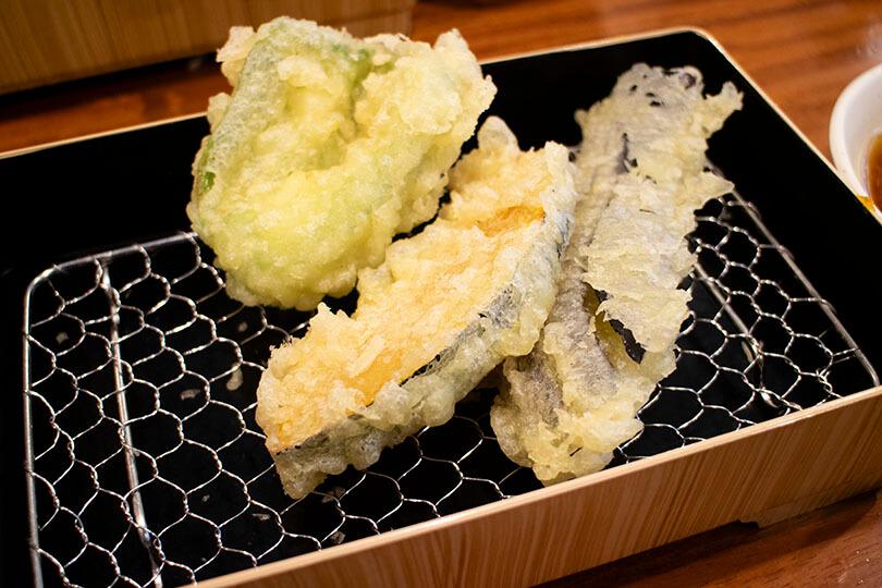 福松の天ぷら