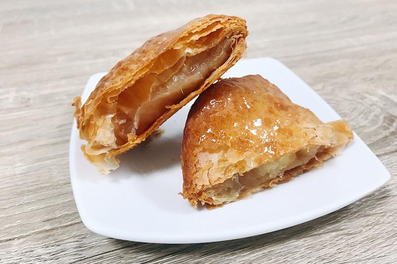 【RINGO】サクサク感がたまらない話題のアップルパイを食べてみた