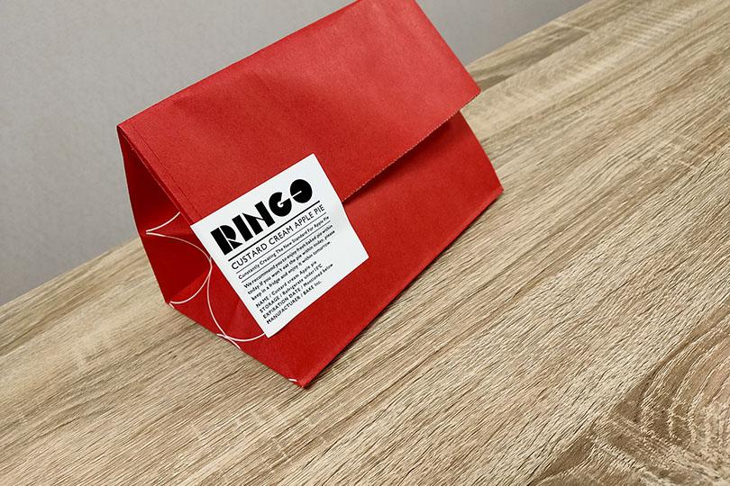 RINGOのパッケージ