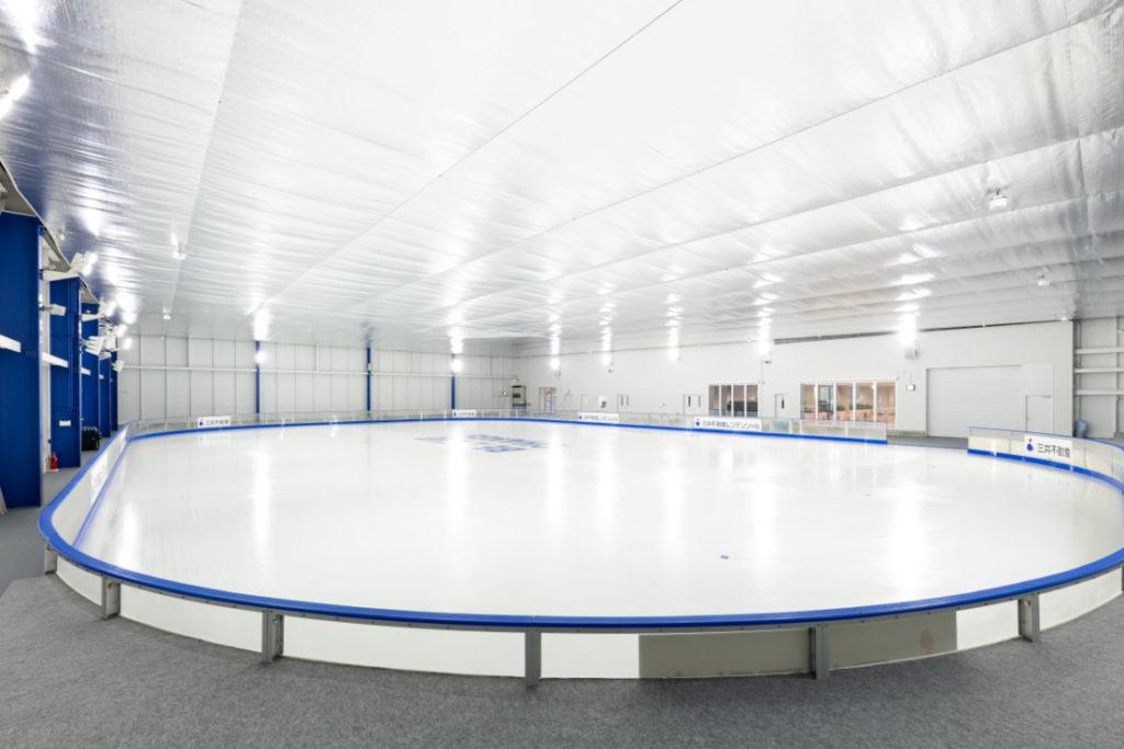 スケートBリンク