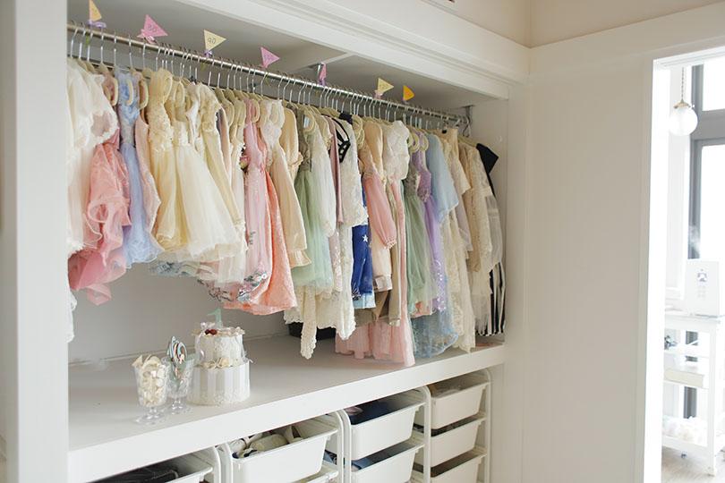 レンタル衣装ドレス