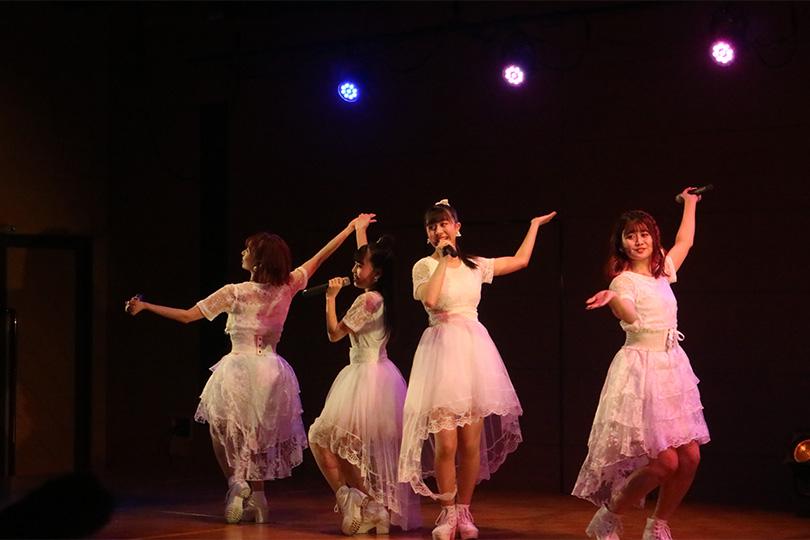 ひまわり娘2周年ライブ