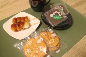 廣瀬直船堂の和菓子