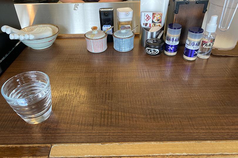 いさりびのテーブル