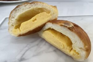ソレイユ クリームパン