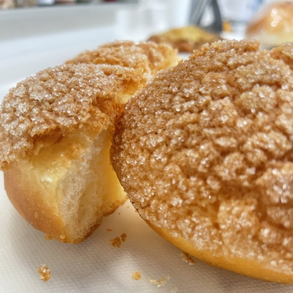 ソレイユ メロンパン