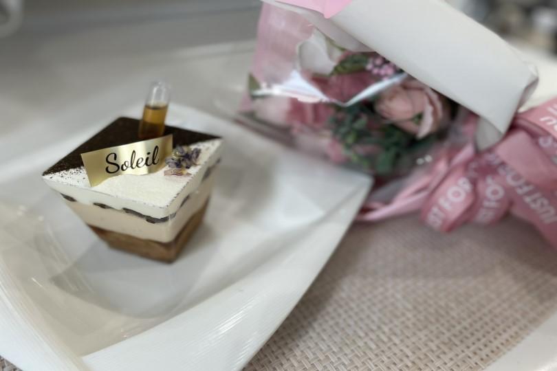 ソレイユ アールグレイケーキ