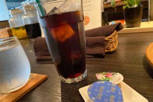 MIDORICAFEのコーヒー