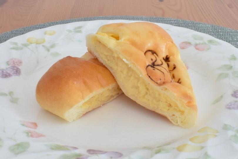 スーリールのクリームパン