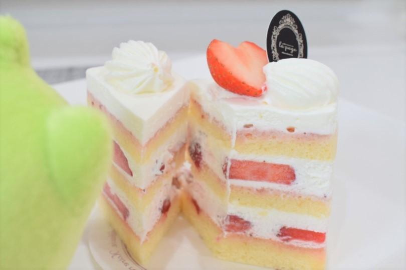 ラパージュのケーキ