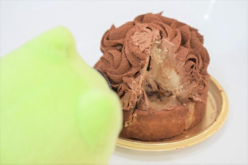 パティスリーラパージュのケーキ