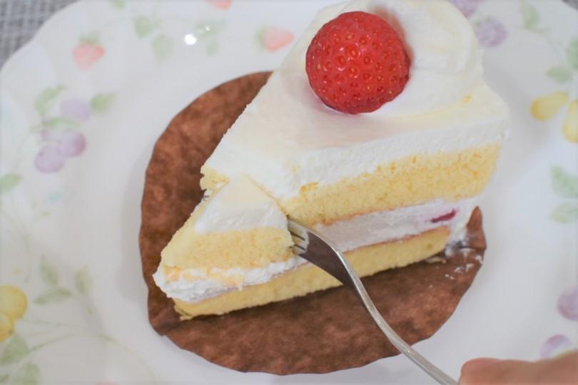 ノアのショートケーキ
