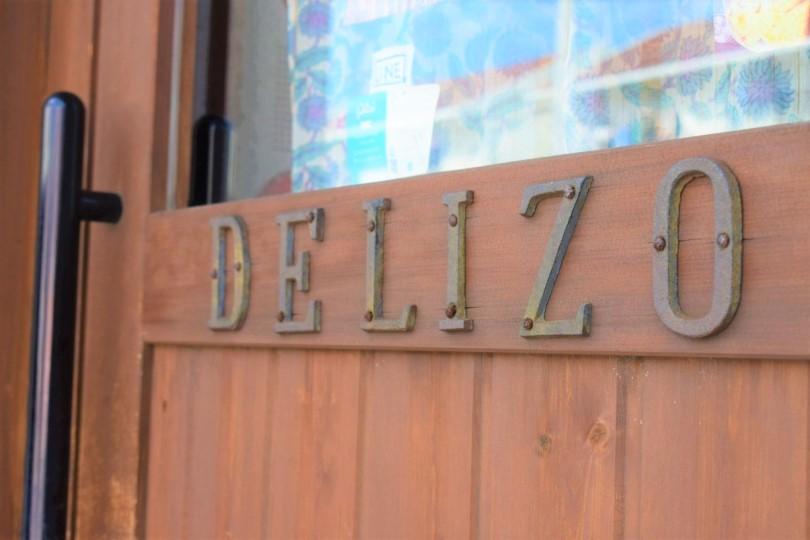 Delizoの外観